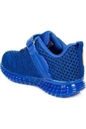 Vicco Alfa Erkek Çocuk Saks Mavi Spor Ayakkabı (313.p20y.104-05) 1
