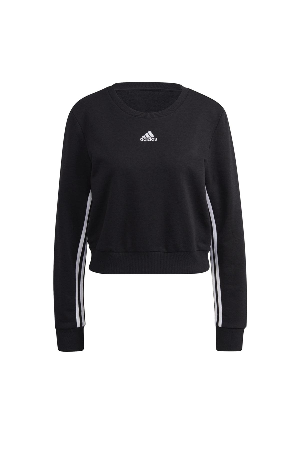 adidas Kadın Sweatshirt W 3S SWT GL1405 0