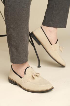 Oksit Hyman Püskülü Erkek Loafer Ayakkabı 1