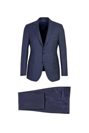 Picture of Klasik Kuşgözü Yün Takım Elbise