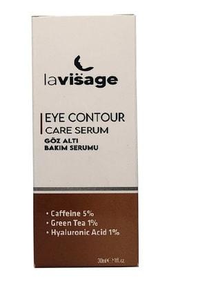 La Visage Göz Altı Morluk Giderici & Torbalanma Giderici Bakım Serumu 30 Ml (caffeine 5%) 2