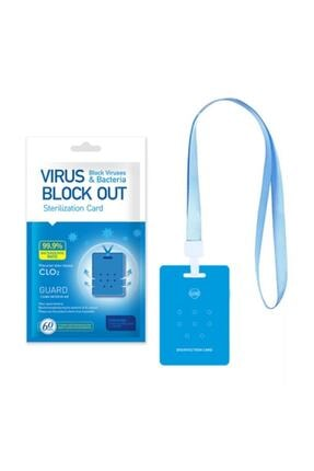 Garying Vbo Dezenfeksiyon Kartı 60 Günlük | Virus Block Out | Virüs Kart 0