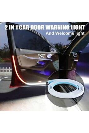 rennway Led Araba Işıkları Araba Kapı Açma Uyarı Işığı 2 Adet Kapı Ikaz Ledi 1