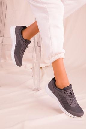 Soho Exclusive Füme Kadın Sneaker 15930 1