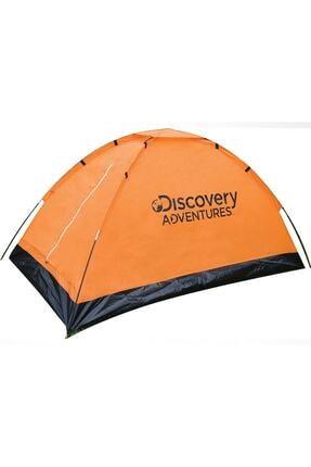 Discovery Tek Kişilik Taşıma Çantalı Kamp Çadırı 1