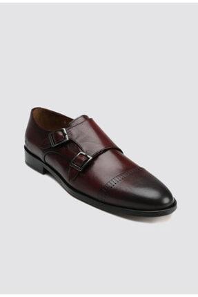 تصویر از کفش کلاسیک مردانه شرابی