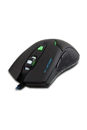 Everest Mercury X8 Usb Siyah 6d Optik Oyun Mouse 3