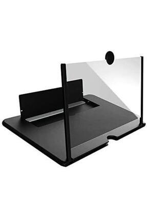 Kara ticaret Telefon Ekran Büyüteci Görüntü Büyütme Geniş Ekran Video Ekran Büyütücü 3d Büyüteç 0