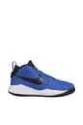 Nike Çocuk Mavi Basketbol Ayakkabı Aq4224-400 0
