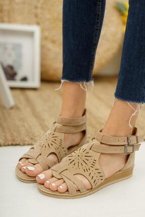 Muggo Ays62 Kadın Sandalet 2
