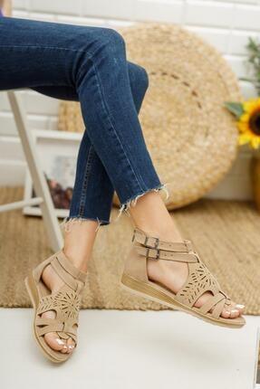 Muggo Ays62 Kadın Sandalet 3