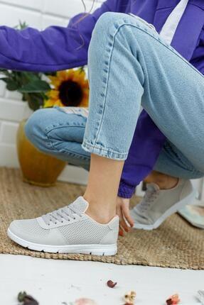 Muggo Svt03 Ortopedik & Terletmez Kadın Sneaker 2