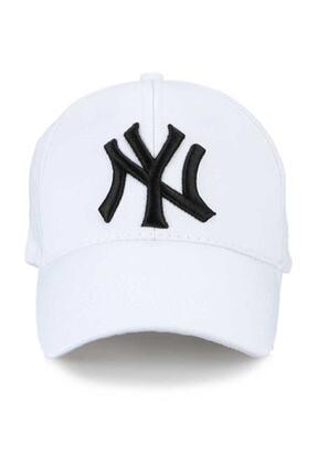 NuxFah Ny Beyaz Şapka 0