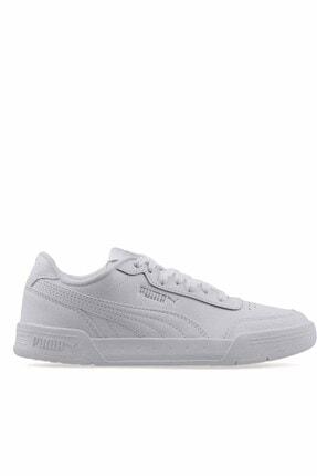 Puma Caracal Unisex Günlük Spor Ayakkabı 369863 02 Beyaz 0
