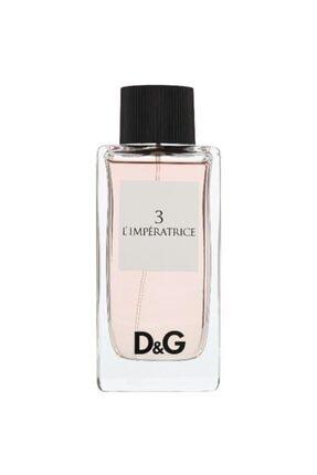 Dolce Gabbana 3 L'ımperatrıce Pour Femme Edt 100 Ml Kadın Parfümü 1