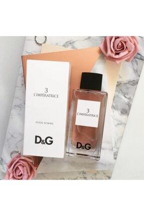 Dolce Gabbana 3 L'ımperatrıce Pour Femme Edt 100 Ml Kadın Parfümü 4