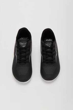 Muggo Erkek Siyah Sneaker Fr5263 1