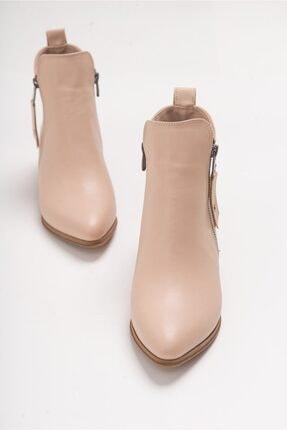LuviShoes 13 Ten Cilt Kadın Bot 4