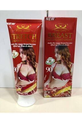 BREASTLIGHT Breast Chili Özlü Göğüs Büyütücü, Dikleştirici Krem 0