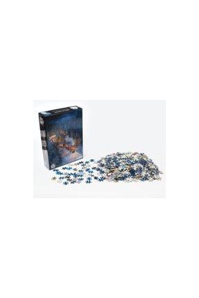 captainalbatross 1000 Parça Puzzle Jingle All The Way Yeniyıl Noel Yılbaşı 2