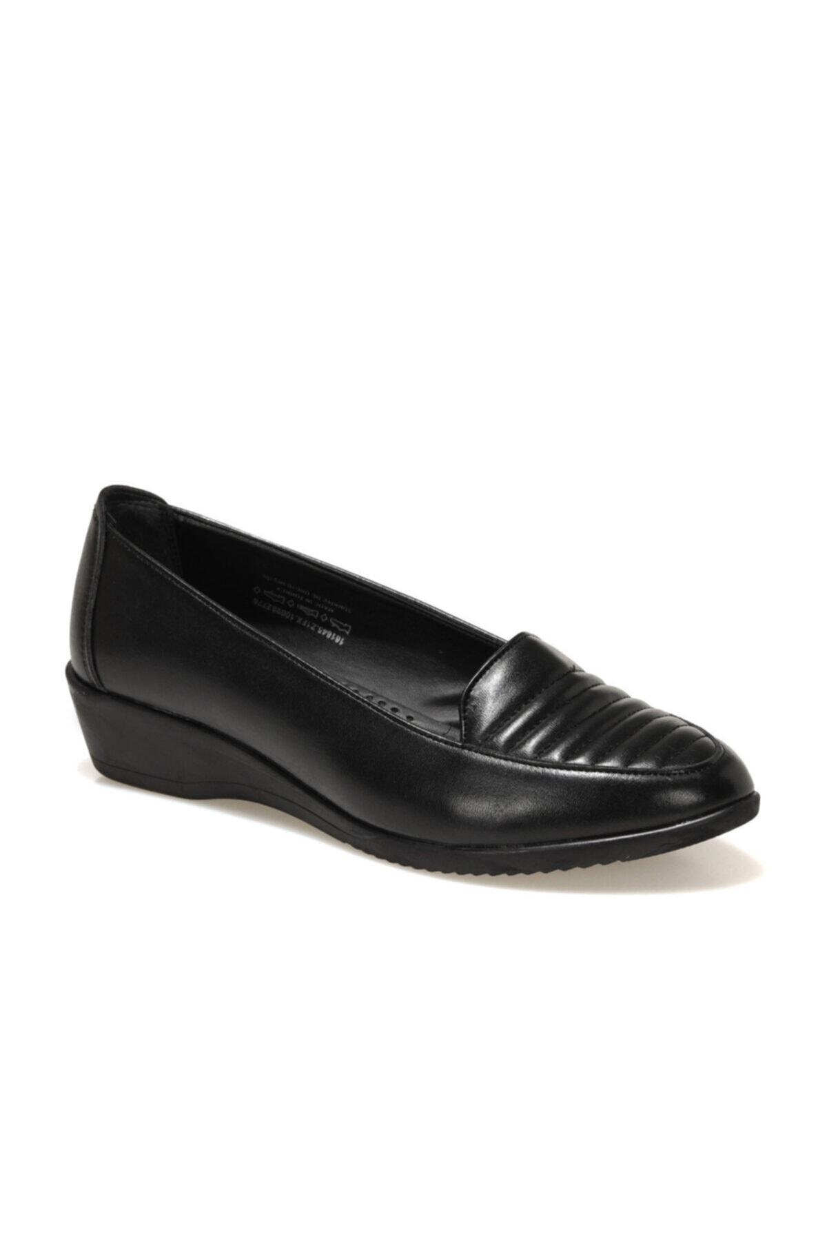 161645.Z1FX Siyah Kadın Basic Comfort 100982776