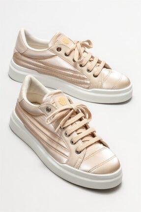 Elle Bej Kadın Spor Ayakkabı 1