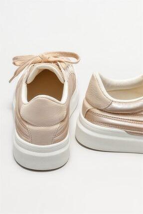 Elle Bej Kadın Spor Ayakkabı 3