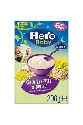 Hero Baby Ek Besin Mama Süt Rezene Gece 200 gr 0