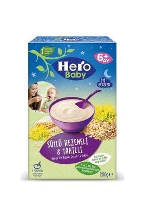 Hero Baby Ek Besin Mama Süt Rezene Gece 200 gr 1