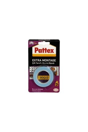 Pattex Double Montage Çift Taraflı Sünger Bant 120 kg 0