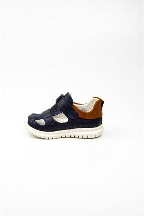 Vicco Erkek Lacivert Deri Bebek Ayakkabı 2