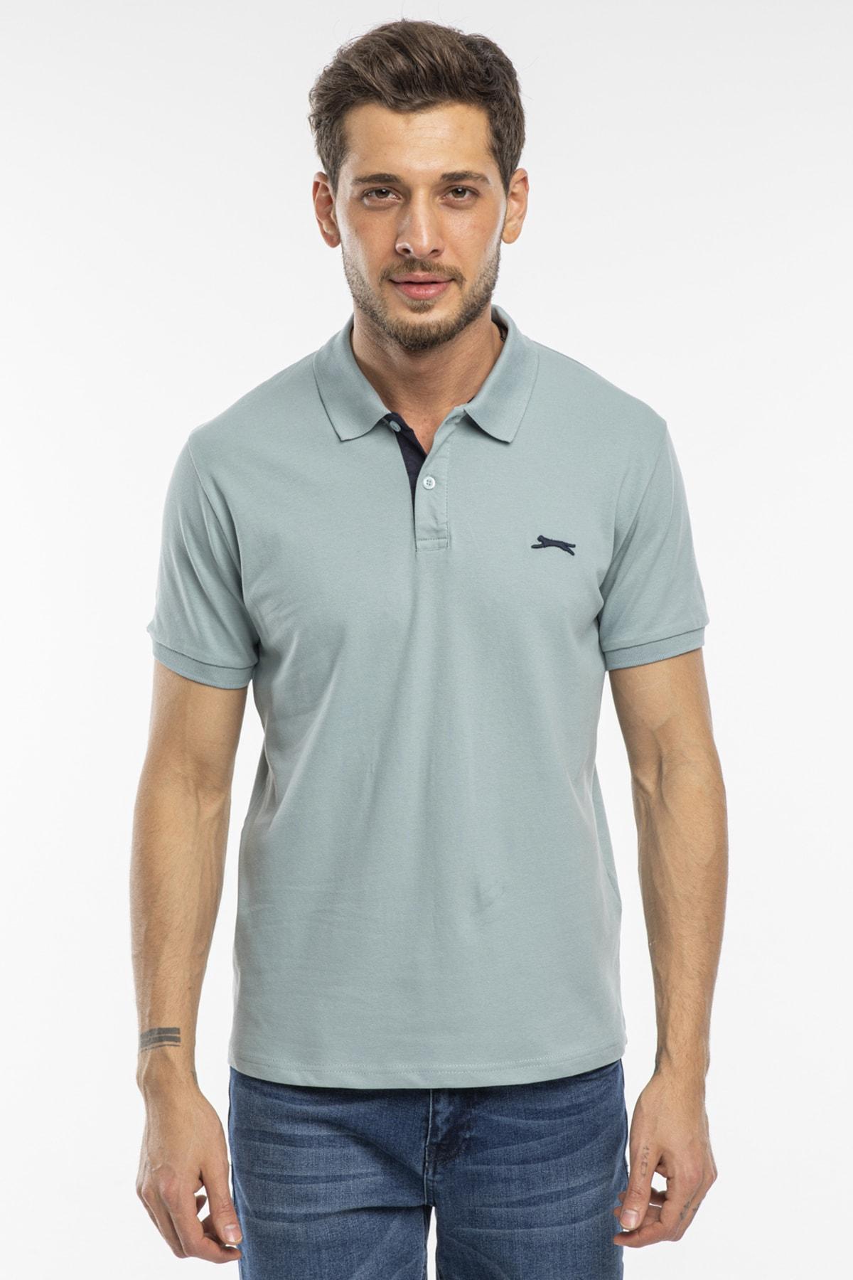 Bambı Erkek T-shirt Nane St11te100