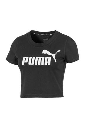 Puma Kadın Spor T-Shirt - ESS+ Fitted - 58139801 0