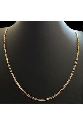 34528 Chain 1.5mm Altın Kaplama Zincir 1