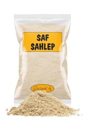 BAZAAR 4 Sahlep Saf Salep (dondurma Ve Içecek Için) 75 Gr 0