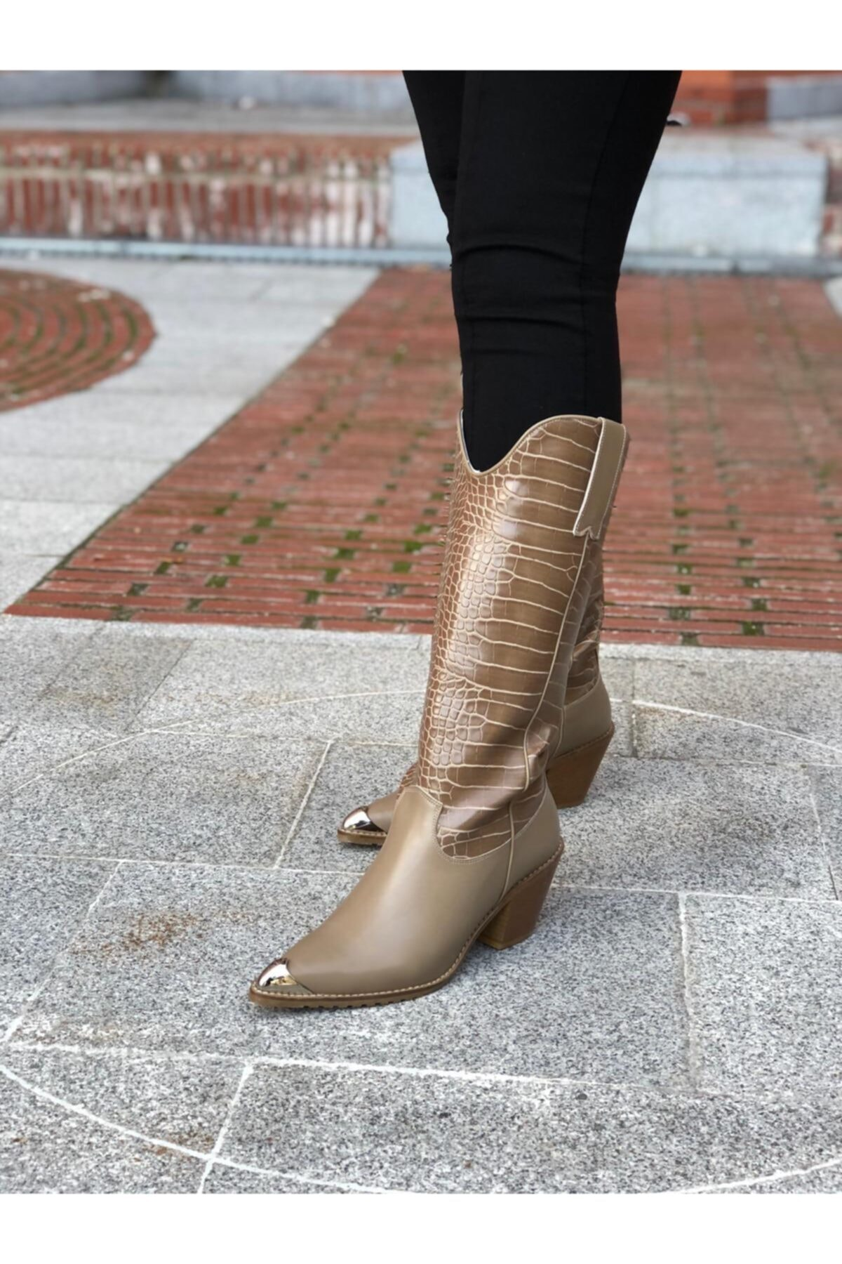 Les Shoes Kadın Çizme