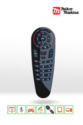 G30 S Hava Fare/ses Yardimci Medya Uzaktan Kumanda - Air Mouse 0