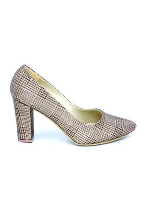 PUNTO 462018 Z Topuklu Bayan Gunluk Ayakkabı 1