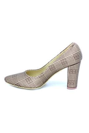 PUNTO 462018 Z Topuklu Bayan Gunluk Ayakkabı 2