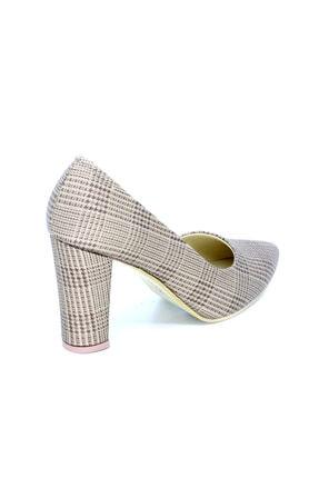 PUNTO 462018 Z Topuklu Bayan Gunluk Ayakkabı 3