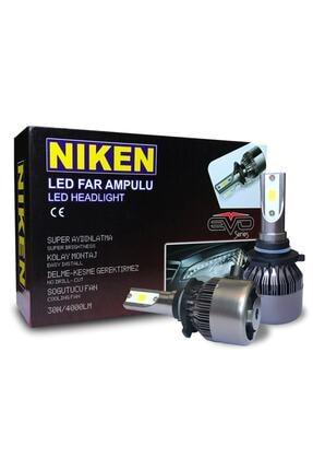 Niken Evo Led Xenon Zenon H7 6500k - Şimşek Etkili 0