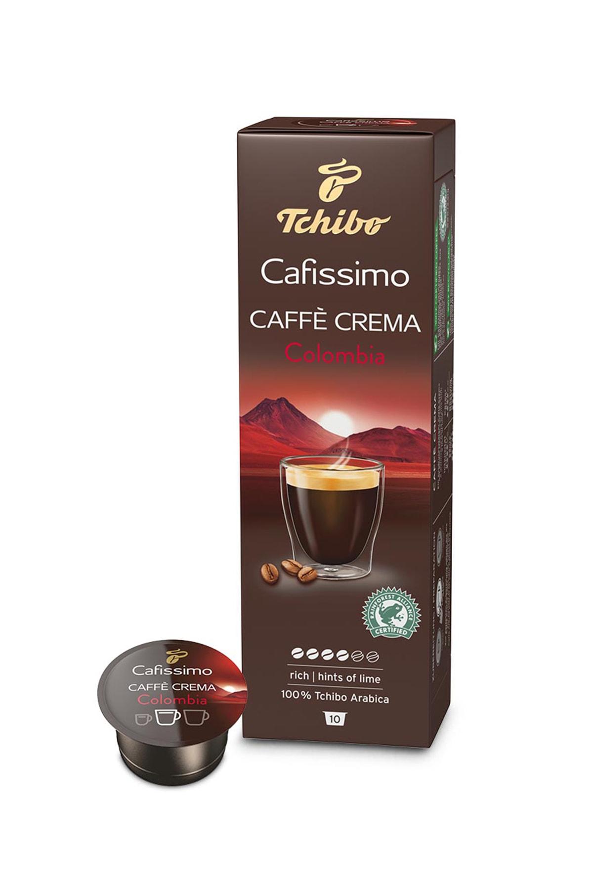 Tchibo Caffè Crema Colombia 10'Lu Kapsül Kahve 40453 0