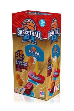 Ks Games Parmak Basket Oyunu Mini Basketbol Pota Oyunu 0