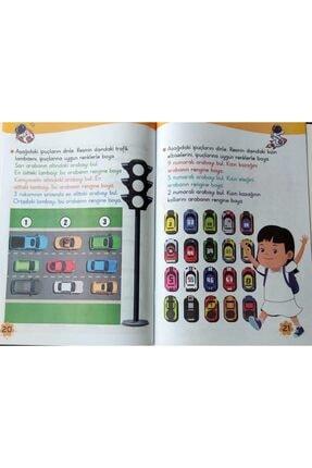 Ya-Pa Yayınları Çizgi Çalışmaları Kodlama Ingilizce Ve Etkinlikli Boyama Kitapları Seti Okul Öncesi 25kitap 2