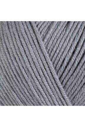Gazzal Baby Cotton Amigurumi Ipi El Örgü Ipi 3430 Gri 1