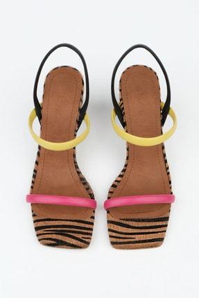 Marjin Kadın Multi 1 Topuklu Sandalet İnvez 4