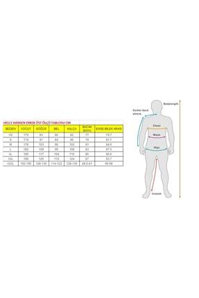 Helly Hansen Hp Code Zero Erkek Polo Yaka Erkek T-shirt Beyaz 2