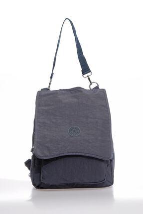 Smart Bags Smbky1119-y. Füme Füme Kadın Sırt Çantası 0