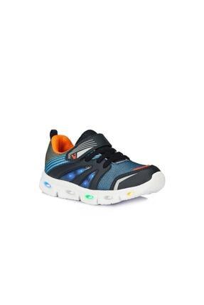 Vicco Erkek Lacivert Samba Işıklı Spor Ayakkabı 3