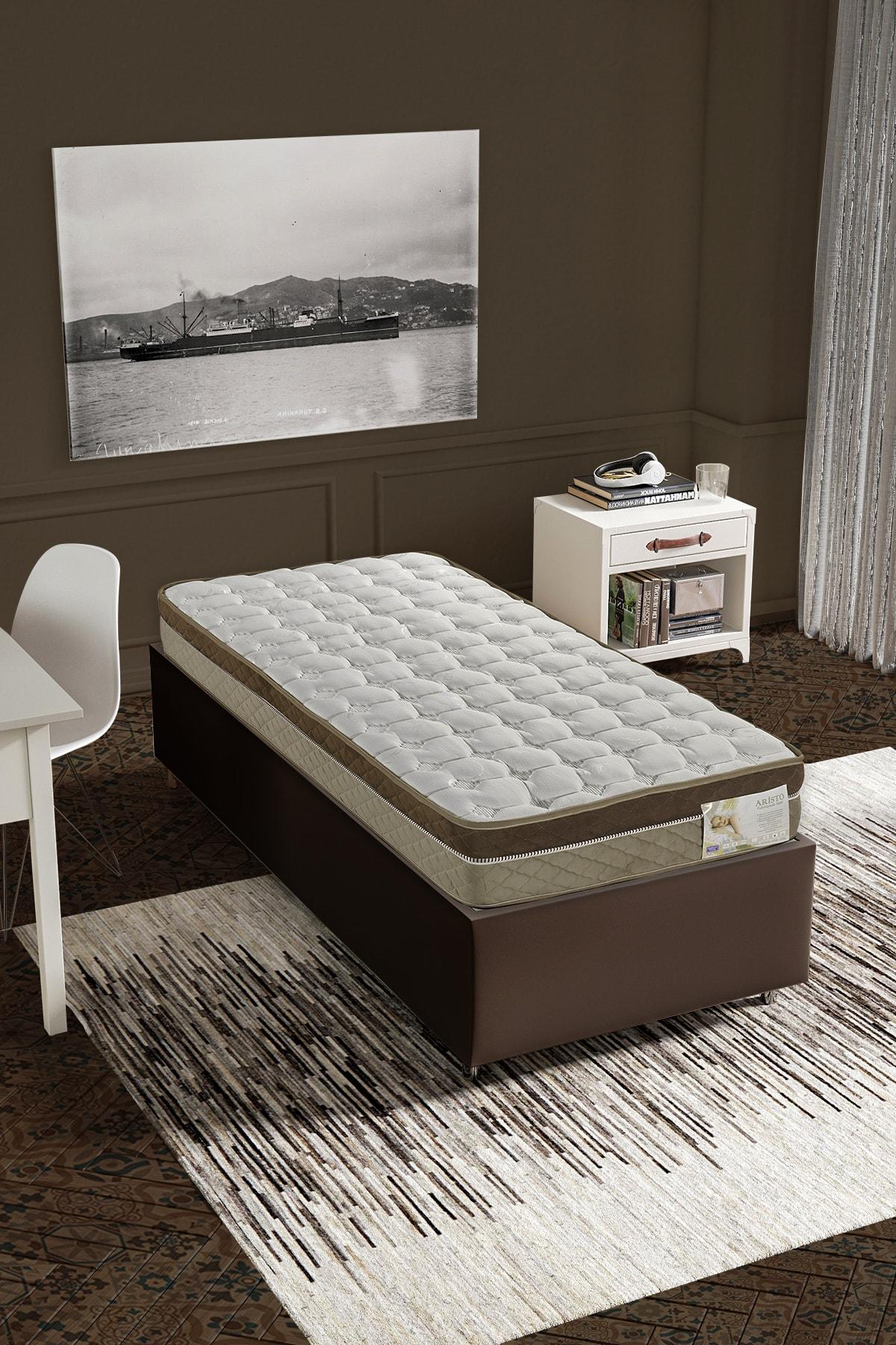 Full Ortopedik Yatak Aristo Örme Kumaşlı Yatak